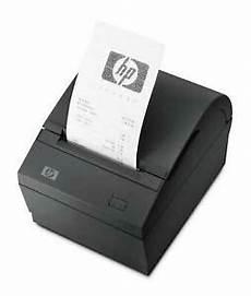 hp usb single station thermal receipt printer renewed ebay