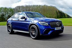 New Mercedes AMG GLC 63 S Coupe 2018 Review  Auto Express