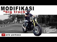 Modifikasi Tracker by Modifikasi Big Tracker Yamaha Scorpio 2011
