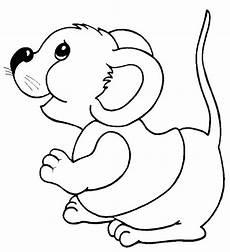 Zoomania Malvorlagen Anak Maus Mit Jacke Ausmalbild Malvorlage Tiere