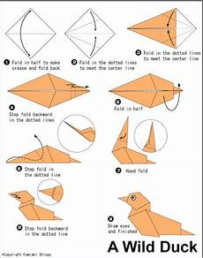 30 beautiful exles of easy origami animals