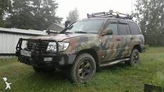 Voiture 4x4 Suv Occasion Toyota Land Cruiser 100 Essence