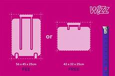 cabin baggage wizzair what size biloblog
