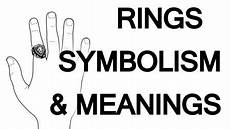 rings fingers symbolism which finger should you wear a ring