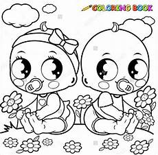 9 baby coloring pages jpg ai illustrator