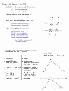 ch3 sections 3 and 4 worksheet parallel lines and