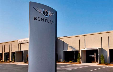 Bentley Dealer Serving North And South Carolina