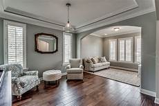 gray painted living rooms front sitting room sherwin williams comfort gray in 2020