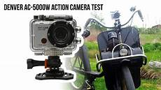 denver ac 5000w wdv5000 sj4000 gopro look alike test
