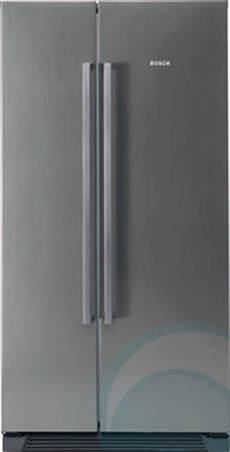 618l bosch side by side fridge appliances
