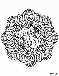 mandala coloring pages with quotes 17979 mandala coloring pages for adults happiness is