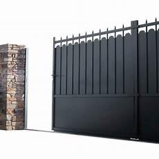 portail lapeyre coulissant portail coulissant aluminium adaggio lapeyre portail