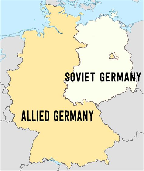 Life In West Germany During The Cold War