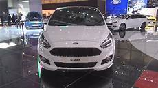 ford s max st line 2018 exterior and interior