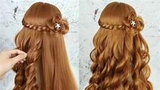 easy beautiful hairstyles for girls hairstyles for girls for party simple cool hairstyle