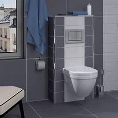monter un wc suspendu coffrage wc suspendu l 60xh 1250xp 30 cm elements