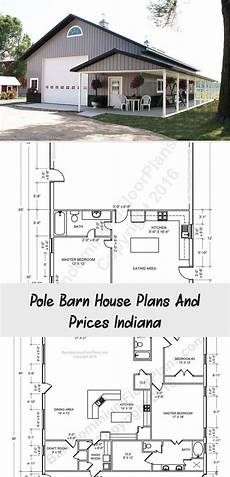 pole barn house floor plans pole barn house plans and prices indiana
