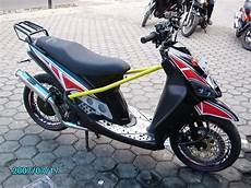 Motor Mio Modifikasi by Kumpulan Modifikasi Motor Yamaha Mio Negeri Info