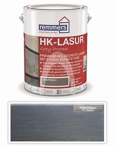 Remmers Hk Lasur Grey Protect Antracit 2 5l Ft 20928