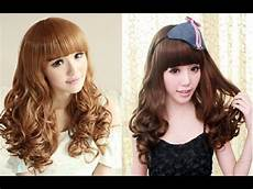 How To Curl Hair Korean Style