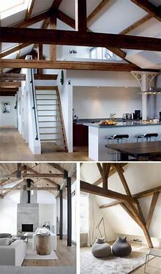 Beams Add Details Architecture House Barn Renovation