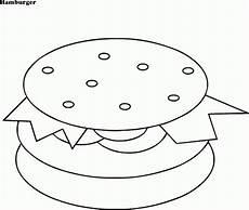 Gambar Dunia Sekolah Gambar Hitam Putih Drawing Makanan Di