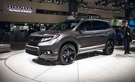 2019 Honda Passport – All New Two Row Mid Size Crossover
