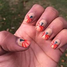 21 pumpkin nail art designs ideas design trends