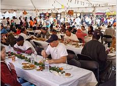 Where to enjoy a community Thanksgiving dinner or