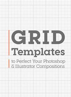 10 ready to use grid templates to your photoshop procreate and illustrator