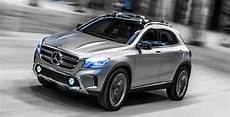 mercedes glb 2019 2019 mercedes glb a baby g class with mpv space and few