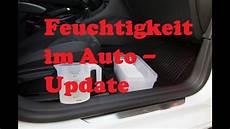 Feuchtigkeit Im Auto Update Nach 2 Wochen