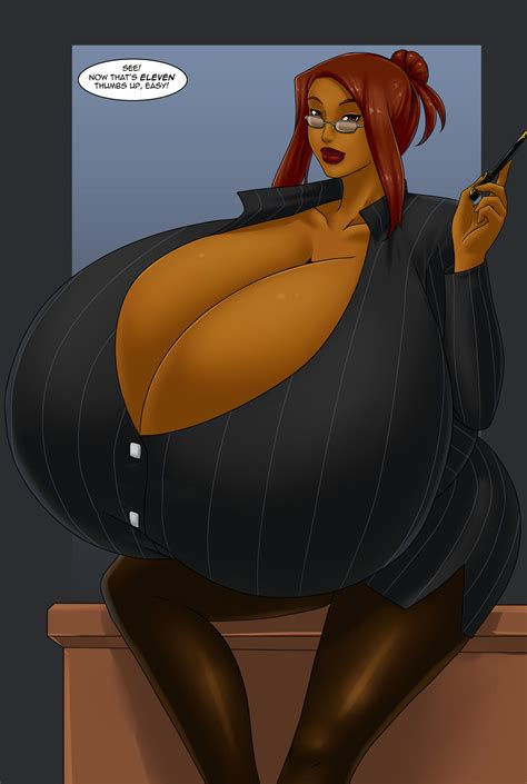 Realistic Breast Expansion