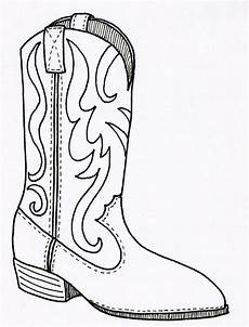 ausmalbilder cowboystiefel ausmalbilder bilder