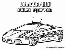 Ausmalbilder Polizeiauto Car Coloring Pages To Print Coloring Home