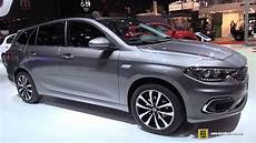 2017 Fiat Tipo Station Wagon 1 4 120hp Exterior And