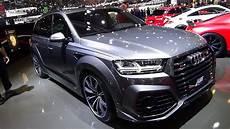 2017 Audi Abt Sq7 2 0xt Tdi Exterior And Interior