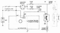 hitachi alternator wiring connections tech wiki ir alternator conversion wiring datsun 1200 club