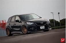 tuningcars mazda cx 5 tuned with vossen wheels and air