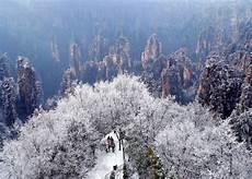zhangjiajie national forest park hunan china