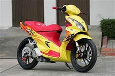 Suzuki Spin Modif Trail by Concept Bike Modificaton Suzuki Spin Modifikasi