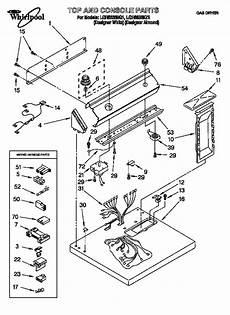 whirlpool dryer parts lgr5636eq1 sears partsdirect