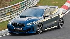bmw series 1 2020 2020 bmw m135i rendering previews the bavarian hatch