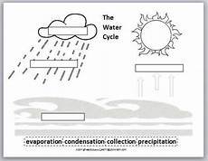 earth science water cycle worksheets 13266 water cycle worksheet for 1 preschool c worksheets stem activities and