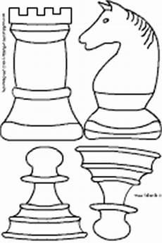 Malvorlagen Als Pdf Schachmalvorlagen Im Kidsweb De