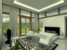 Interior Kamar Utama Priesma Erahadyan