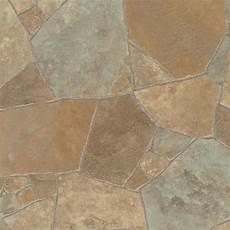 Linoleum Flooring At Menards by Ivc Impact Sheet Vinyl Flooring Flagstone Terra 43 12 Ft