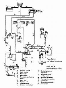 volvo 244 1989 wiring diagrams fuel controls carknowledge