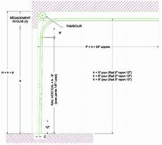 hauteur porte de garage standard quelle hauteur pour porte de garage sectionnelle bois