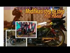 Modifikasi Motor Alfa by Yamaha Alfa Modifikasi Inspirasi Modifikasi Alfa By